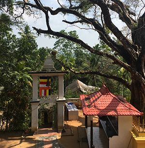 Buddhist Temple, Kande Viharaya